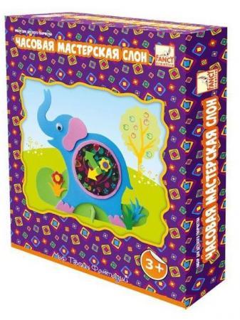 Набор для творчества Fancy Creative Часовая мастерская от 3 лет айрис пресс набор основ и материалов для творчества мастерская малыша чемоданчик от 2 лет