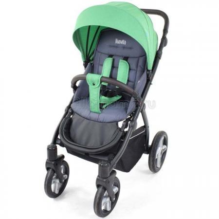Прогулочная коляска Nuovita Modo Terreno (verde grigio) прогулочная коляска nuovita giro bondi nero