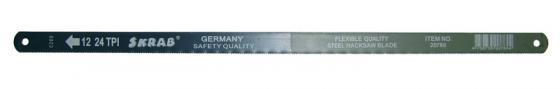 Полотно для ручной ножовки SKRAB 20780 по металлу 300мм С200 24TPI картридж epson c13s050268