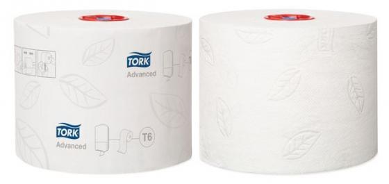 Бумага туалетная Tork 127530/T 12 шт 2-ух слойная timberk tih q2 2m