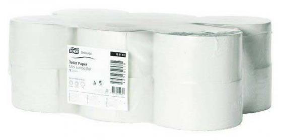 Бумага туалетная Tork 120197/T 12 шт 1-слойные