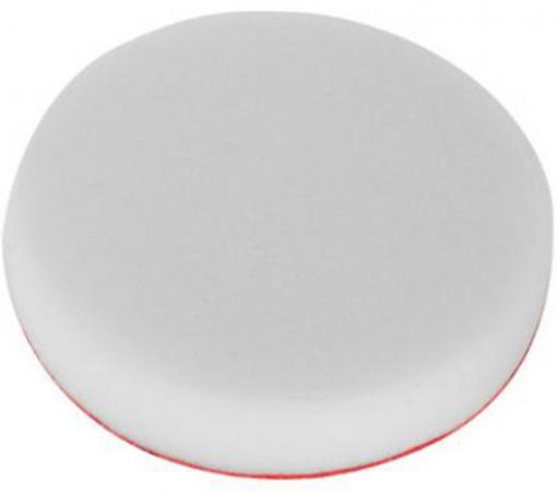 Круг полировальный ЗУБР 3592-125 из поролона на липучке 125мм круг полировальный зубр 3593 150 из фетра на липучке 150мм