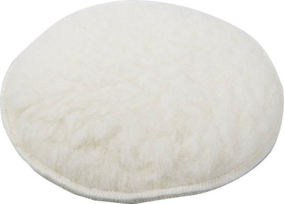 Круг полировальный ЗУБР 3596-150 из натурального меха на липучке 150мм круг полировальный зубр 3593 180