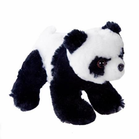 Панда 18см мягкие кресла family кресло игрушка панда f 55