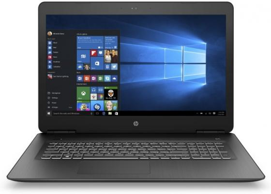 Ноутбук HP Pavilion Gaming 17-ab312ur 17.3 1920x1080 Intel Core i7-7500U 1 Tb 128 Gb 16Gb nVidia GeForce GTX 1050 4096 Мб черный Windows 10 Home (2PQ48EA) ноутбук hp pavilion 15 cb009ur 15 6 1920x1080 intel core i7 7700hq 1 tb 8gb nvidia geforce gtx 1050 4096 мб черный windows 10 home 1za83ea