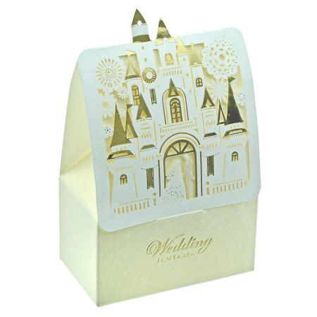 Коробка подарочная Winter Wings Коробка подарочная 7,4*9,5*4 см  фото