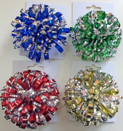 Бант Winter Wings Бант для упаковки подарков 10 см бант декоративный magic home для оформления подарков 76948