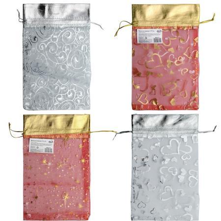Мешок для подарков Winter Wings Мешок 14х21 см цены онлайн