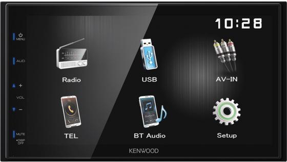 Автомагнитола Kenwood DMX110 2DIN 4x50Вт автомагнитола kenwood dmx 100