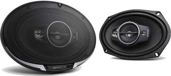 Колонки автомобильные Kenwood KFC-PS6985 600Вт 88дБ 4Ом 15x23см (6x9дюйм) (ком.:2кол.) коаксиальные четырехполосные