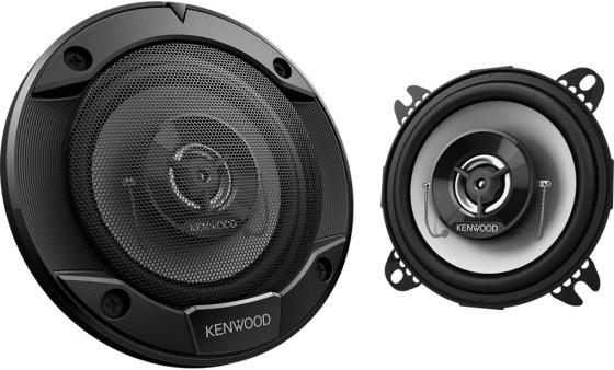 Колонки автомобильные Kenwood KFC-S1066 220Вт 88дБ 4Ом 10см (4дюйм) (ком.:2кол.) коаксиальные двухполосные колонки автомобильные kenwood kfc s1676ex