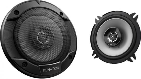 Колонки автомобильные Kenwood KFC-S1366 260Вт 89дБ 4Ом 13см (5дюйм) (ком.:2кол.) коаксиальные двухполосные колонки автомобильные kenwood kfc s1676ex