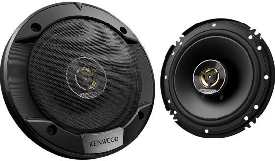 Колонки автомобильные Kenwood KFC-S1676EX 330Вт 87дБ 4Ом 16см (6.5дюйм) (ком.:2кол.) коаксиальные двухполосные