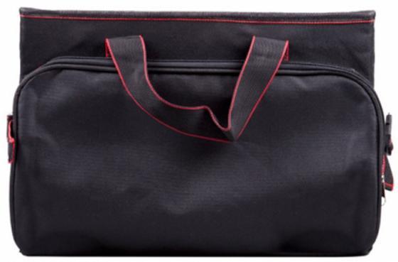 Органайзер в багажник Ritmix RAO-1203 черный/красный 25x60x35см (упак.:1шт) все цены