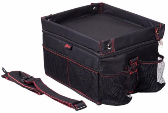 Органайзер в багажник Ritmix RAO-1671 черный/красный 21x30x25см (упак.:1шт) все цены
