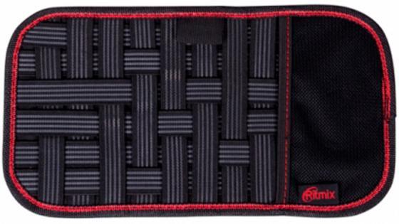 Органайзер Ritmix RAO-1274A черный/красный (упак.:1шт) органайзер в багажник ritmix rao 1382 черный красный настил 170x155см упак 1шт