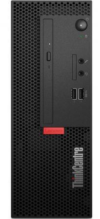 ПК Lenovo ThinkCentre M710e SFF i5 7400 (3)/4Gb/1Tb 7.2k/HDG630/DVDRW/CR/noOS/GbitEth/180W/клавиатура/мышь/черный пк dell vostro 3268 sff i5 7400 3 4gb 1tb 7 2k hdg630 dvdrw cr linux gbiteth wifi bt клавиатура мышь черный
