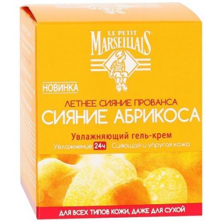LPM Увлажняющий гель-крем для лица Сияние Абрикоса 50 мл lcbio увлажняющий крем шёлковое сияние 150 мл