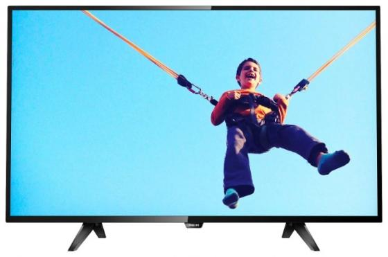 Телевизор 43 Philips 43PFS5302/12 черный 1920x1080 50 Гц Wi-Fi Smart TV RJ-45