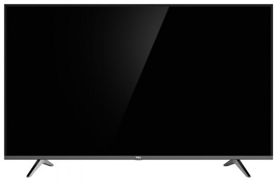Телевизор LED TCL 32 L32S6FS черный/HD READY/60Hz/DVB-T/DVB-T2/DVB-C/DVB-S/DVB-S2/USB/WiFi/Smart TV (RUS) satellite tv box v8 golden combo dvb s2 dvb t2 dvb c cable box tv decoder cccam 3g usb wifi web tv supported digital set top box