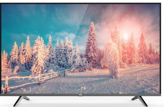 Телевизор LED TCL 49 L49S6FS черный/FULL HD/60Hz/DVB-T/DVB-T2/DVB-C/DVB-S/DVB-S2/USB/WiFi/Smart TV (RUS)