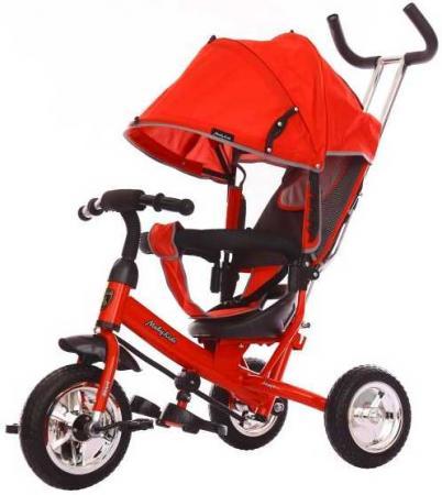 Велосипед трехколёсный Moby Kids Start 10x8 EVA 10/8 красный 641044