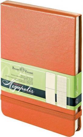 Блокнот Bruno Visconti Megapolis Reporter A6 100 листов 3-104/05 блокноты bruno visconti блокнот а5 megapolis flex