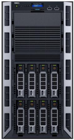 купить Сервер Dell PowerEdge T330 1xE3-1230v6 2x8Gb 1RUD x8 1x1.2Tb 10K 2.5in3.5 SAS RW H330 iD8Ex 5720 4P 1x495W 3Y NBD (210-AFFQ-30) онлайн