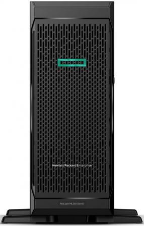 Сервер HPE ProLiant ML350 Gen10 1x4114 2x16Gb 2.5/3.5 SAS/SATA P408i-a 2x800W (877622-421) сервер hp proliant ml350 835264 421