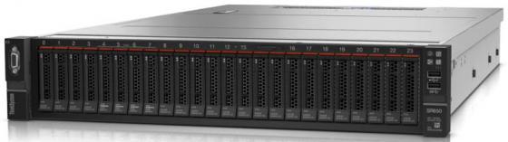 """купить Сервер Lenovo ThinkSystem SR650 1xGold 5118 1x16Gb x8 2.5"""" 930-8i 1x750W (7X06A00KEA) онлайн"""