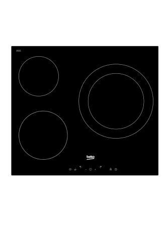 Варочная панель электрическая Beko HIC 63401 T черный все цены