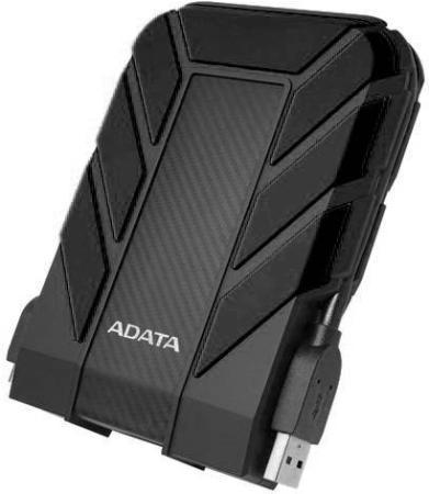 Жесткий диск A-Data USB 3.1 4Tb AHD710P-4TU31-CBK HD710Pro DashDrive Durable 2.5 черный жесткий диск a data usb 3 0 4tb ahd330 4tu31 crd hd330 dashdrive durable 2 5 красный