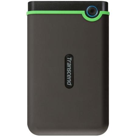 """все цены на Жесткий диск Transcend USB 3.0 1Tb TS1TSJ25M3S StoreJet 25M3S (5400rpm) 2.5"""" серый онлайн"""