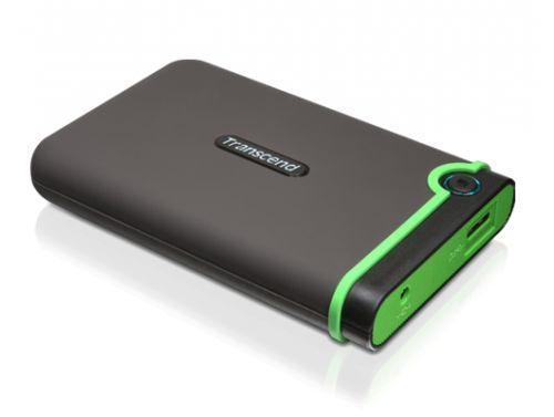 Внешний жесткий диск Transcend USB 3.0 2Tb TS2TSJ25M3S StoreJet 25M3S (5400rpm) 2.5 серый внешний жесткий диск transcend storejet 25m3s ts2tsj25m3s 2тб серый