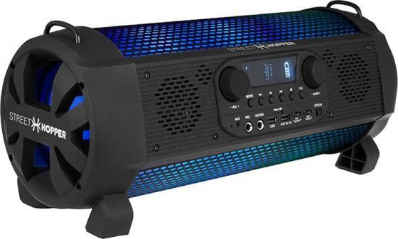 Аудиомагнитола Soundstream Hooper SH-5PM черный 30Вт/MP3/FM(dig)/USB/BT/microSD soundstream trx2 820