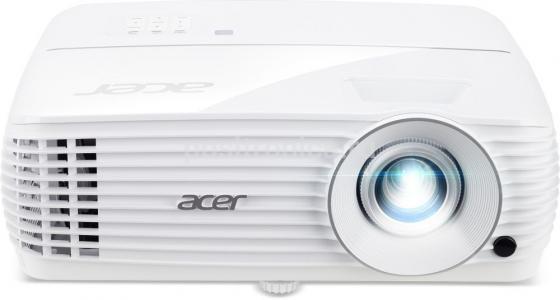 Проектор Acer H6810 (4K) DLP 3500Lm (3840x2160) 12000:1 ресурс лампы:4000часов 1xUSB typeA 2xHDMI 3.5кг проектор acer h6810 4k