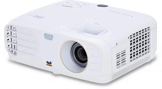 лучшая цена Проектор ViewSonic PX747-4K DLP 3500Lm (3840x2160) 12000:1 ресурс лампы:4000часов 1xUSB typeA 2xHDMI 4.2кг