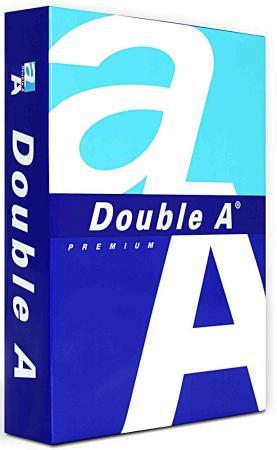 Бумага DOUBLE A, А4, белизна 175%CIE, 75 г/м, 500 л, эвкалипт/R mkt 9011 vertical double potentiometer c10k b50k [b20k with midpoint ] handle 17mmf