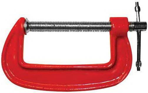 Струбцина FIT 59201 тип g 25мм струбцина монтажная fit 59230