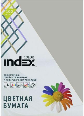 Цветная бумага Index Color IC94/100 A4 100 листов цветная бумага index color a4 100 листов icmixpastel 4х25 100