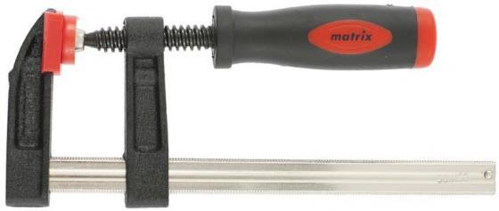 Струбцина MATRIX 20402 fобразная 150х50х210мм master струбцина 400х120х500 мм matrix master 20413