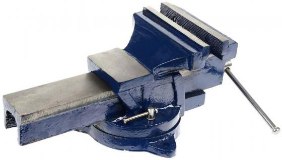 Тиски DEXX 32470-150 слесарные с поворотными механизмом 150мм тиски слесарные настольные серия мини 35мм proconnect