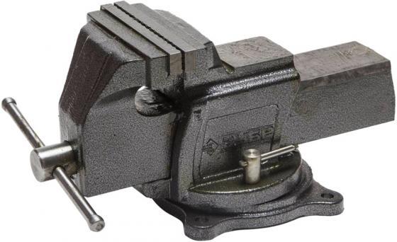 Тиски ЗУБР 32703-150  эксперт индустриальные поворотные 150мм