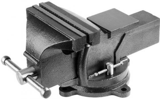 Тиски STAYER 3254-200 standard слесарные с поворотным основанием 200мм/ 17.5кг тиски stayer master слесарные поворотные 145мм 3256 150