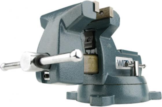 Тиски WILTON WI21500 Механик 150мм верстачные Арт. 21500EU поворотные слесарные тиски wilton механик 746 wi21500