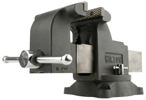 Тиски WILTON WI63300 Мастерская 100мм верстачные