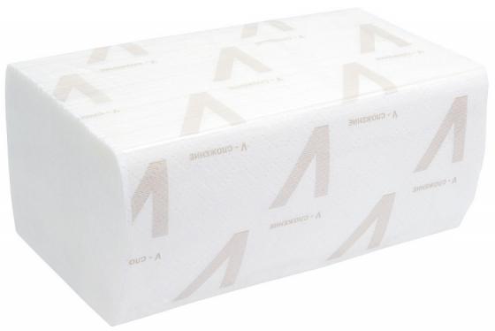 Полотенца бумажные ХОЗЯЙКИНЪ HZN-10001 250 шт 1-слойные