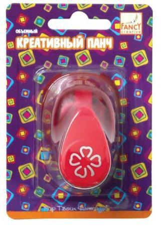купить Фигурный дырокол Fancy Creative Колокольчик по цене 65 рублей