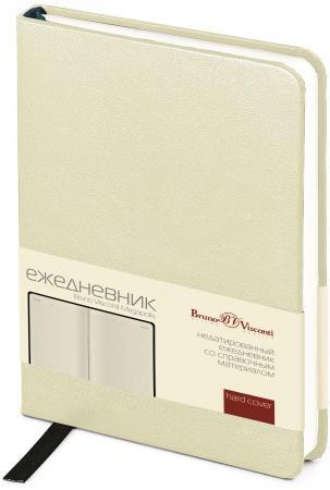 Ежедневник недатированный Bruno Visconti ЕЖЕДНЕВНИК A6 3-283/09 карандаши bruno visconti набор карандашей цветных disney белоснежка 6 цветов
