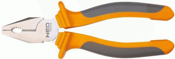 Плоскогубцы NEO 01-010 комбинированные 160мм